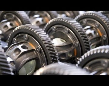 Worm_Gears_Production